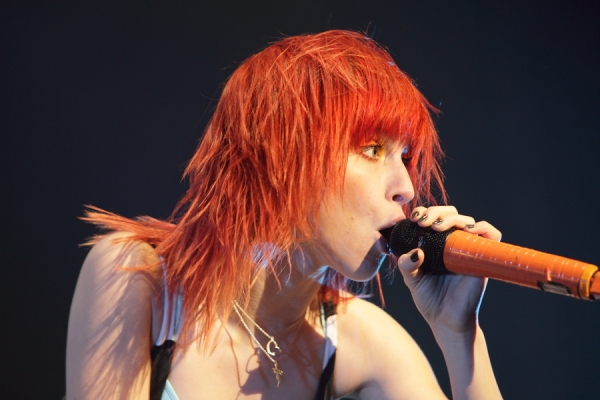 Hayley Williams Paramore Photo by Reef Gaha Sydney Entertainment Centre Innerstyle Music Photography